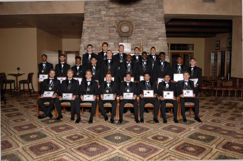 National Football Foundation Riverside Chapter Scholar-Athletes for 2018