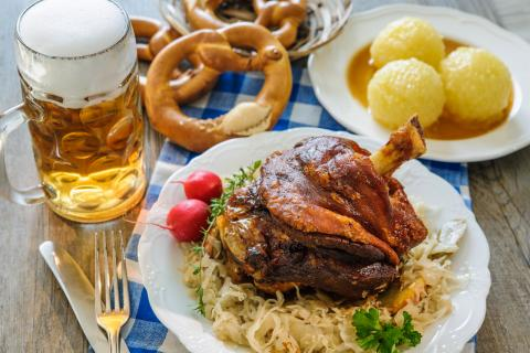 Soboba's Oktoberfest will offer beer, wine and authentic German foods.