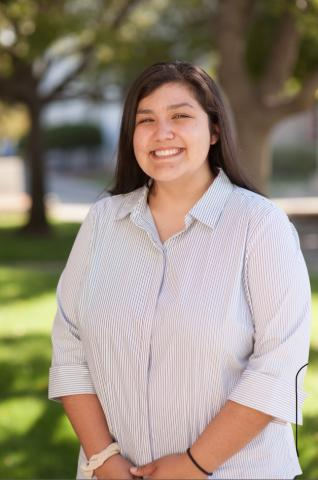 Emma Arres is one of this year's participants in the Soboba Tribal Member Employment Development Training Program