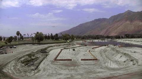 Buildings for the Soboba Casino replacement and resort will be rising this summer