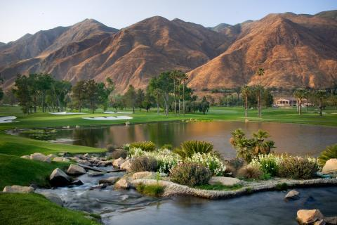The Country Club at Soboba Springs is redesigning four holes but has an 18-hole course available to golfers during the project