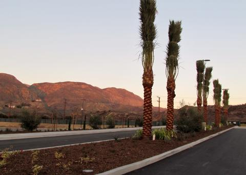 One of the Soboba Casino Resort's entrances will be off Soboba Road